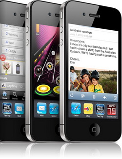 Multitasking performant pentru Iphone4