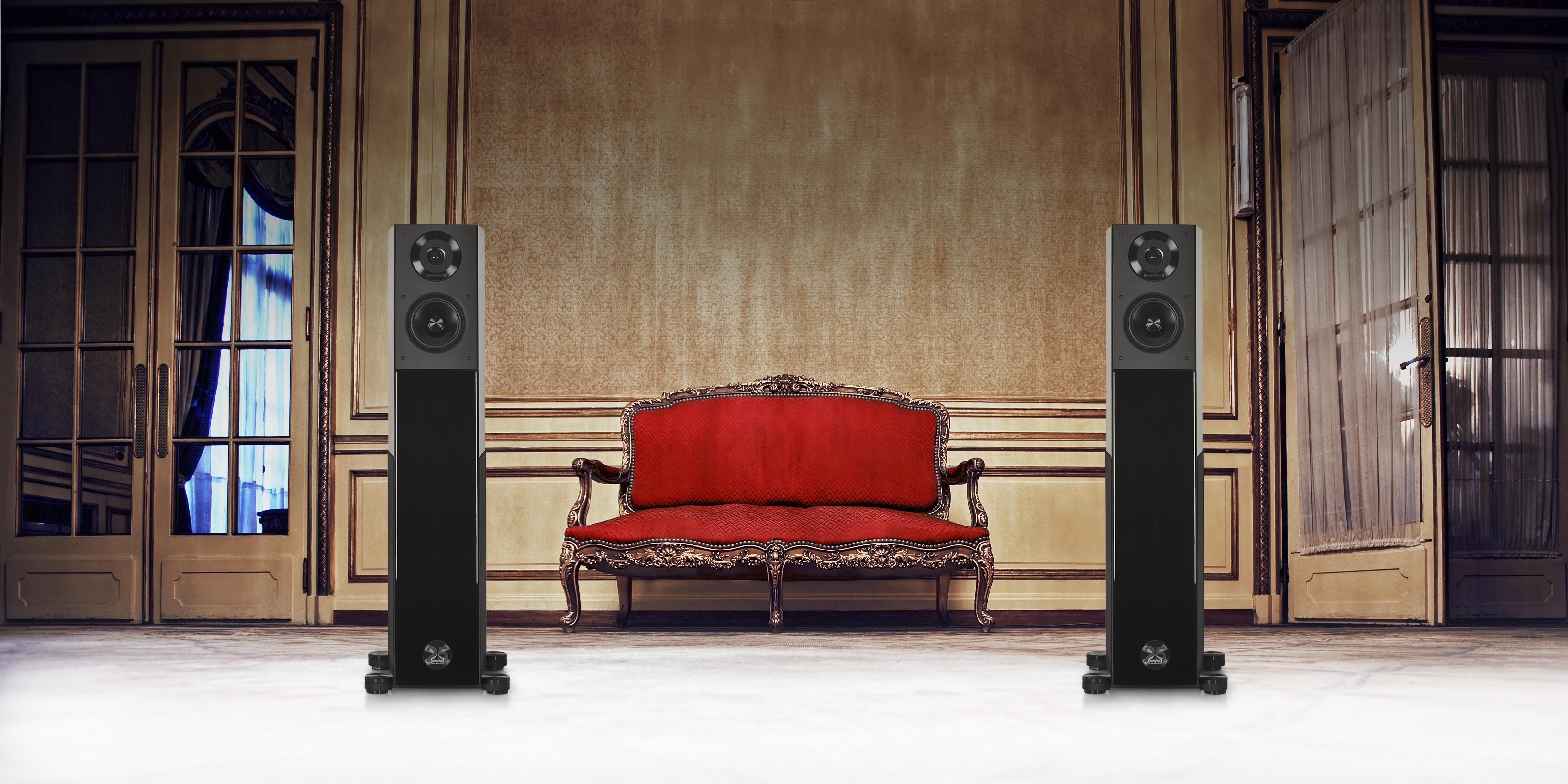 Audio Physic Virgo 25 plus