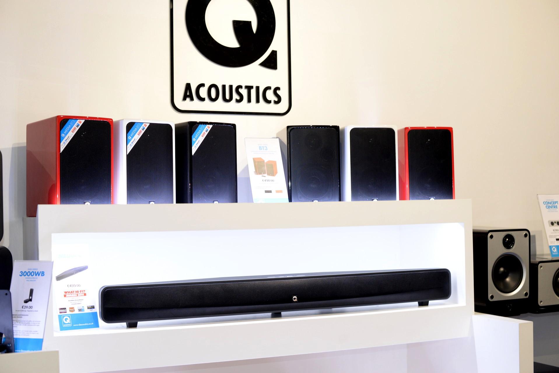 Soundbar Q Acoustics M4