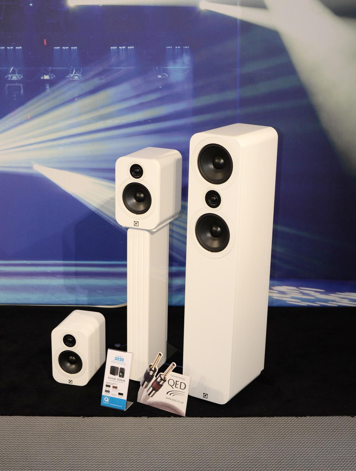 Boxe Q Acoustics seria 3000