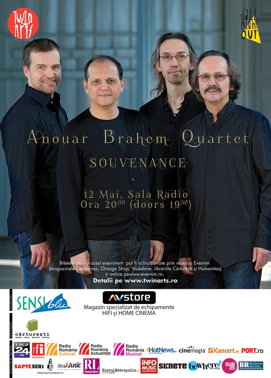 Concert ANOUAR BRAHEM