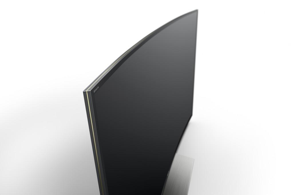 Televizoare ecran curbat Sony 4K HDR Ultra HD, seria SD85