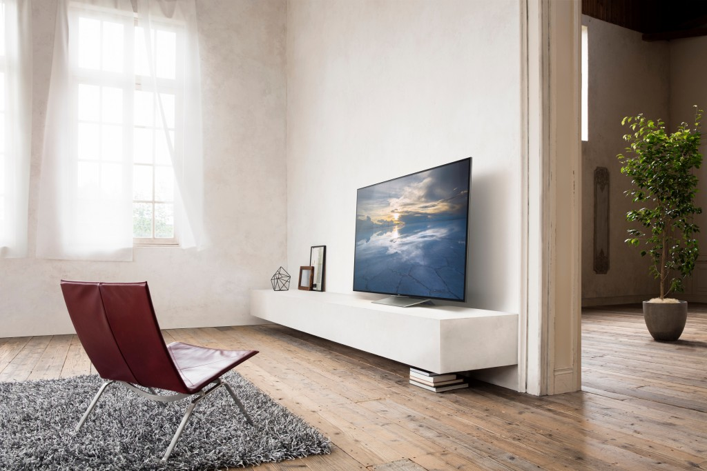 Generatia Sony 2016 4K UHD TV