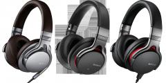 Seria Sony MDR-1A