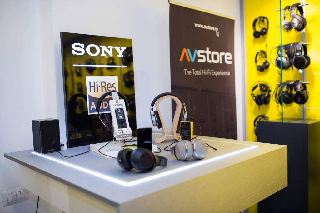 AVstore.ro devine Premium Retailer SONY