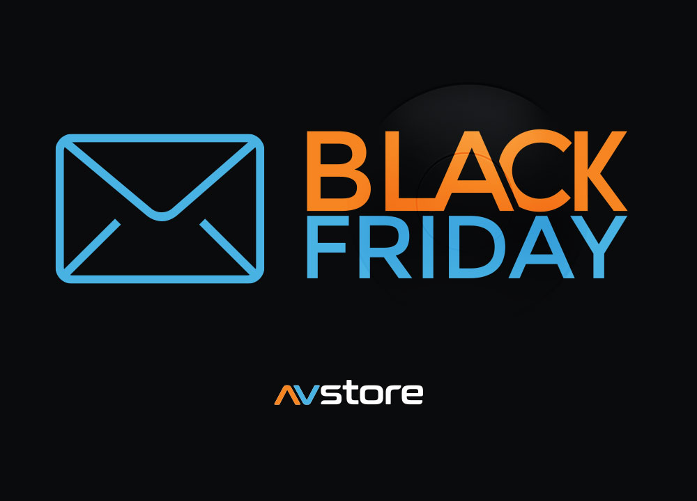 Black Friday 2016 la AVstore.ro