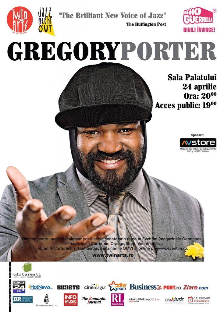 Concert Gregory