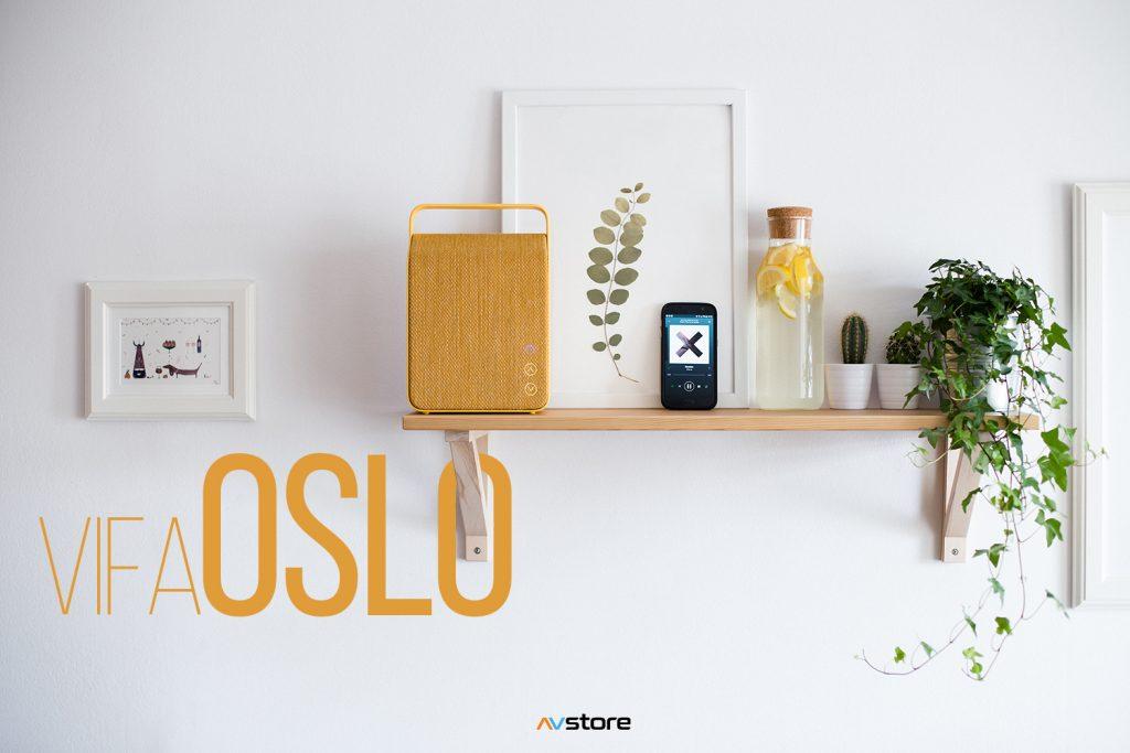 OSLO by Vifa AVstore