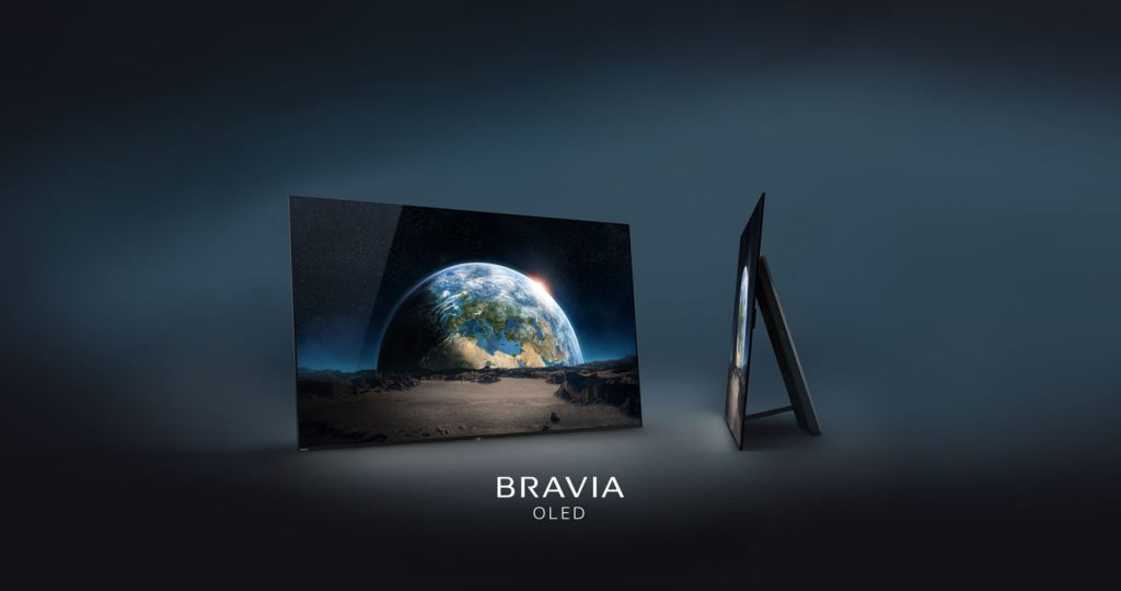 Sony Bravia A1 OLED 2017