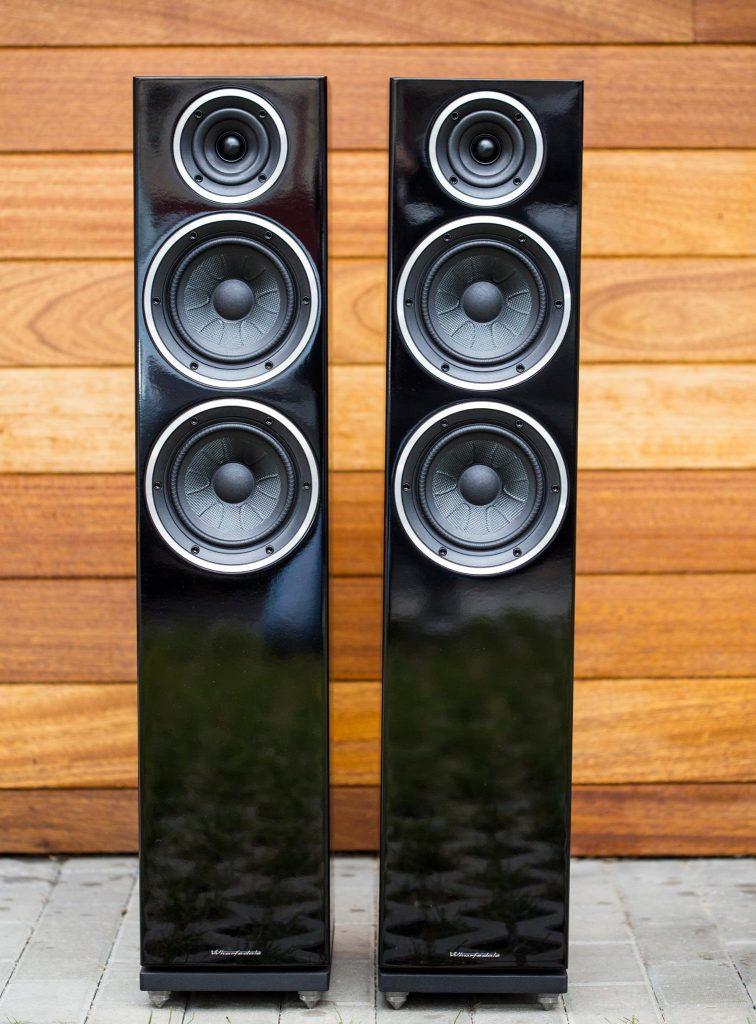 Wharfedale Diamond 230 Black