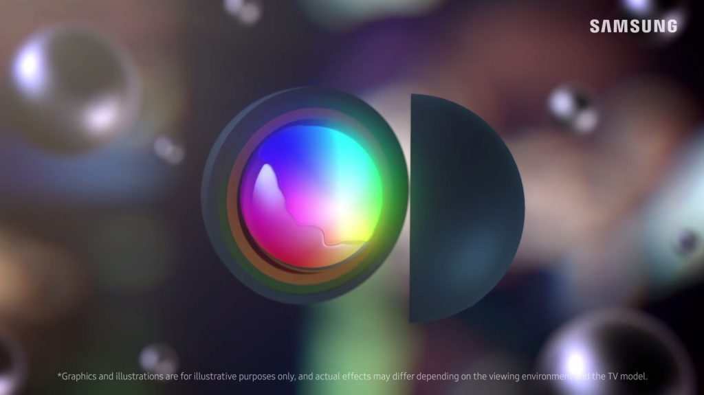 Quantum Dot by Samsung