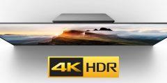 4K HDR