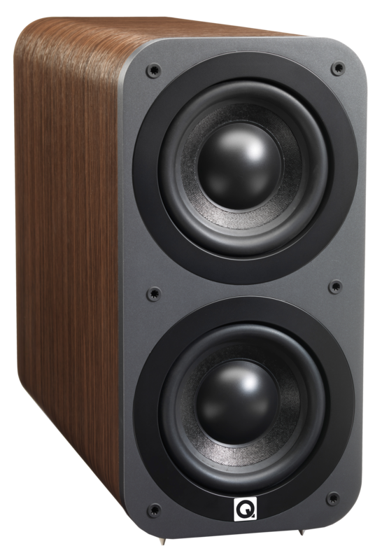 "Q Acoustics 3070S are o incinta inchisa, ""sealed"""