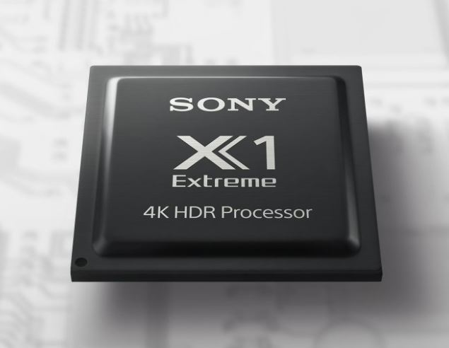 Sony X1 Extreme 4K HDR