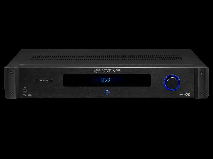 Amplificator Emotiva - BasX TA-100 Stereo