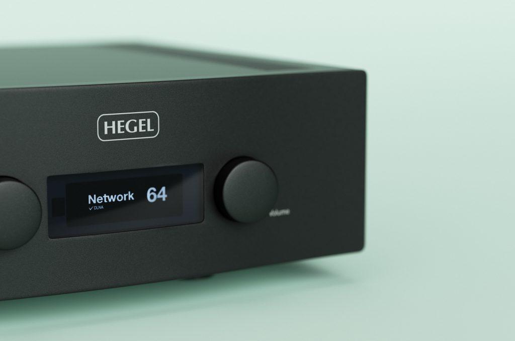 Noul Hegel H590 se lanseaza la Munich High End Show luna aceasta!