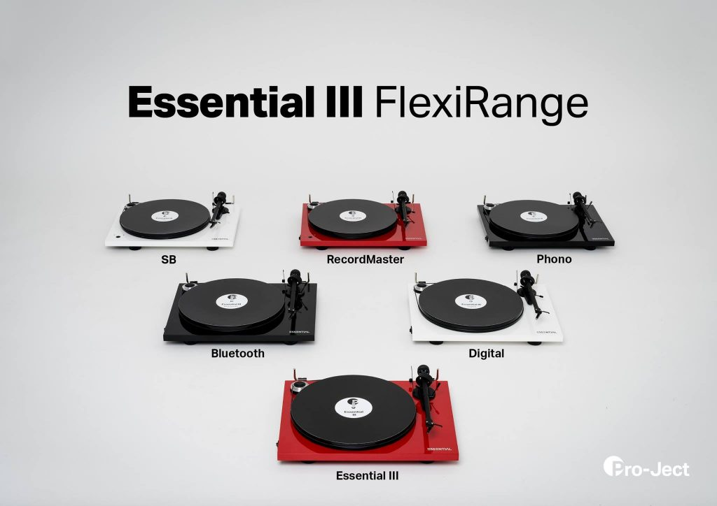 Essential III FlexiRange