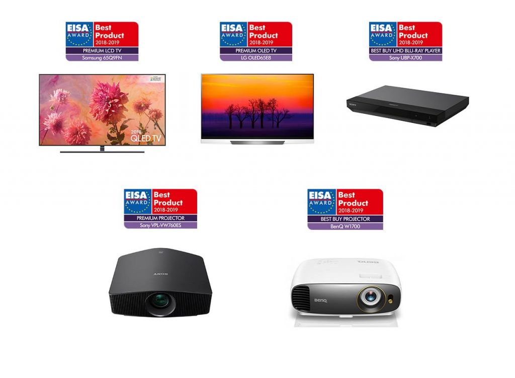 EISA Home Theatre Video & Display