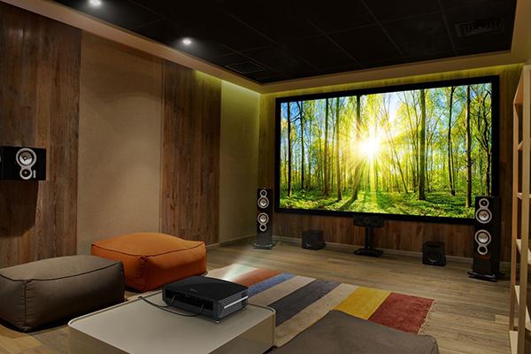Optoma UHZ65 - Home Cinema