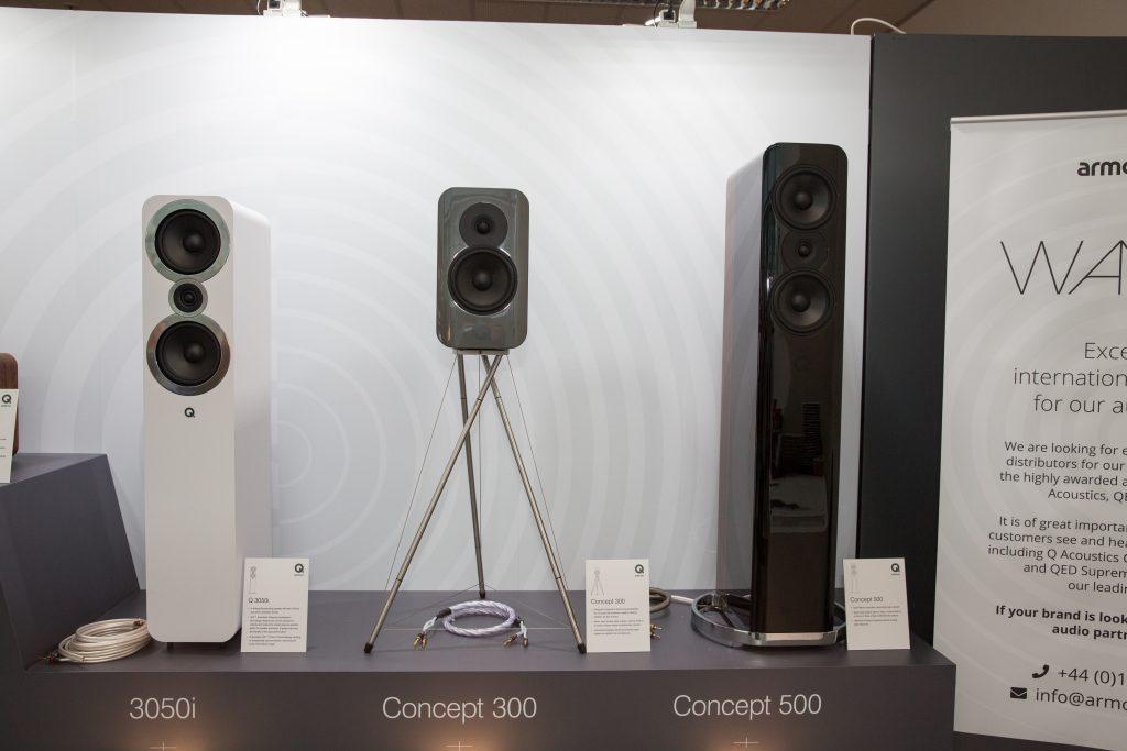 Q Acoustic Concept 300