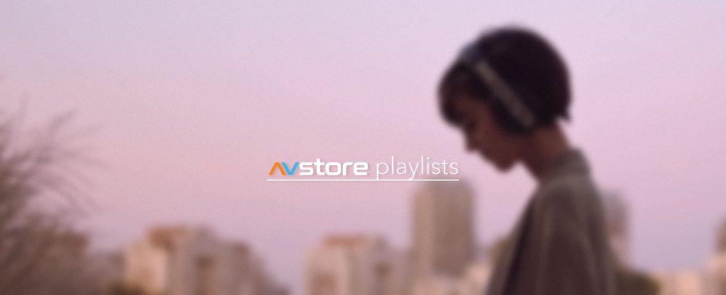 avstore playlists