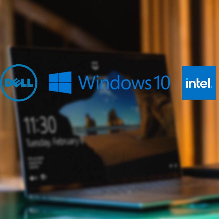 Dell, Windows 10, Intel