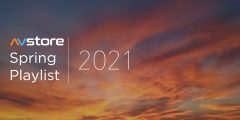 AVstore Spring Playlist 2021