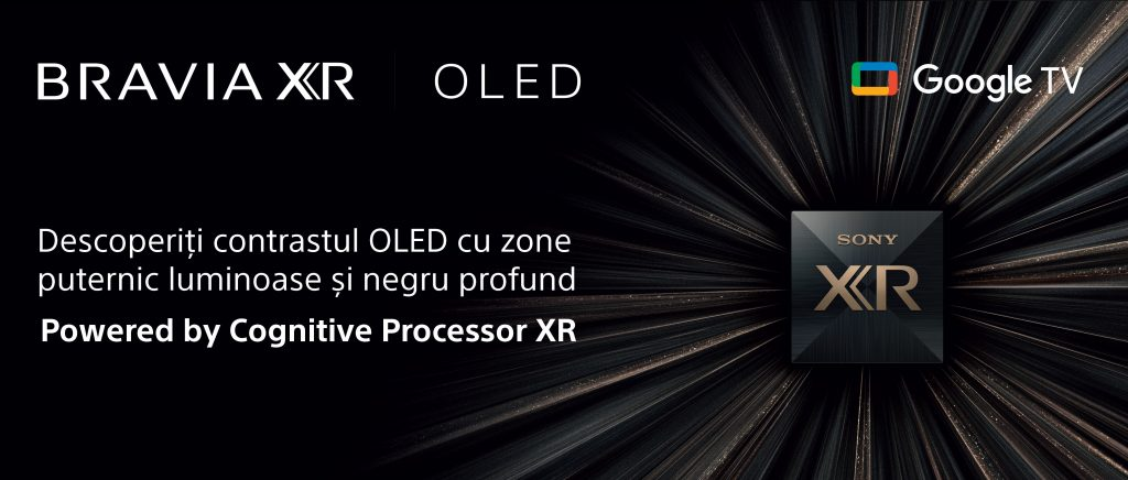 XR Cognitive Intelligence Processor Sony