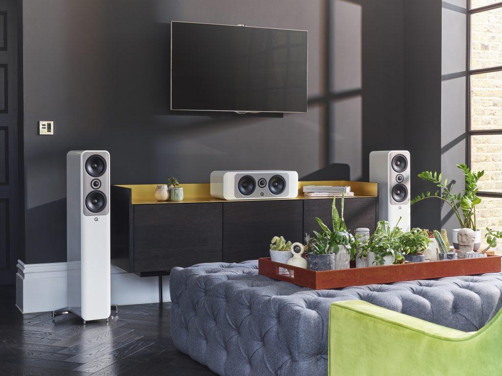 Q Acoustics Concept 50